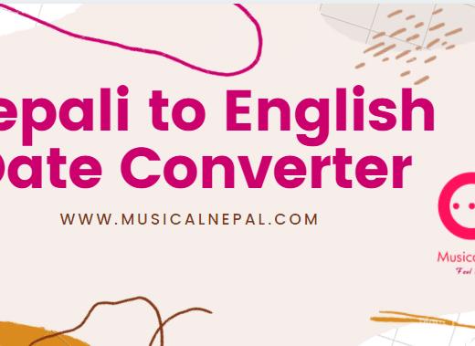 Nepali Date Converter to English