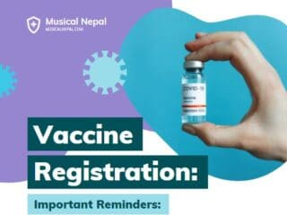 get covid vaccination in nepal